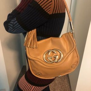 Gucci Purse (Tan)